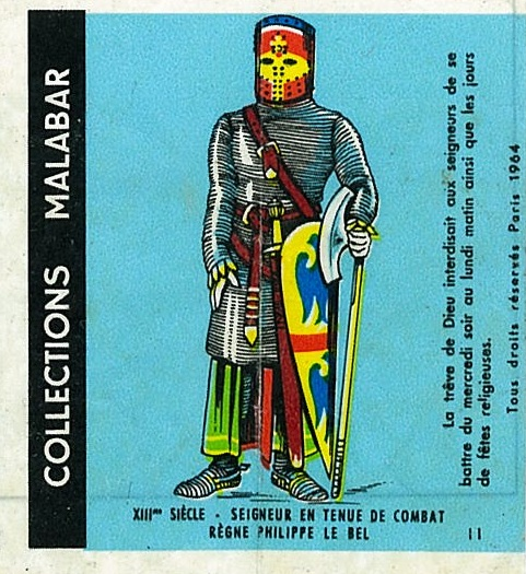 n°11 - Collection Malabar / Costumes Militaires
