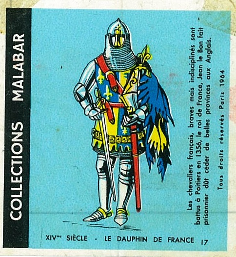 n°17 - Collection Malabar / Costumes Militaires