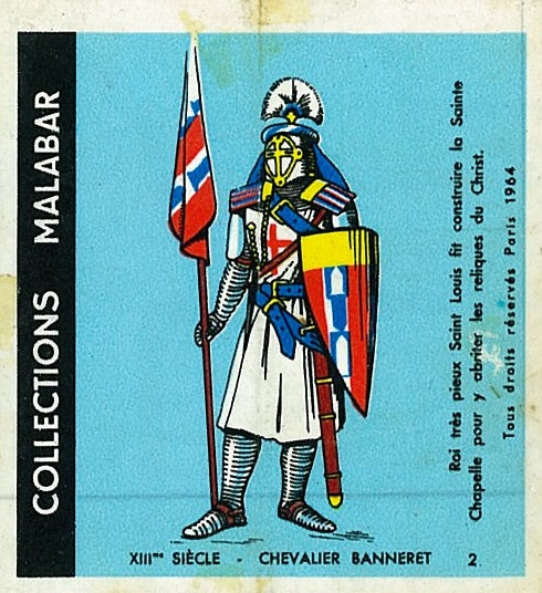 n°2 - Collection Malabar / Costumes Militaires