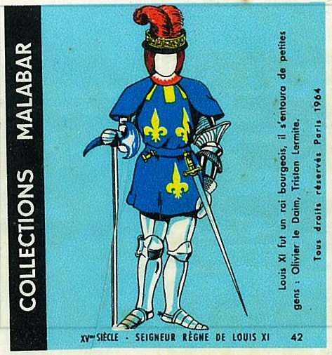 n°42 - Collection Malabar / Costumes Militaires