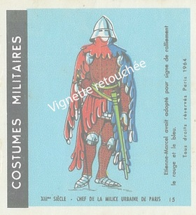 n°15 - Collection Malabar / Costumes Militaires