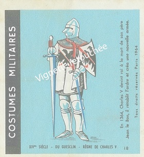 n°18 - Collection Malabar / Costumes Militaires